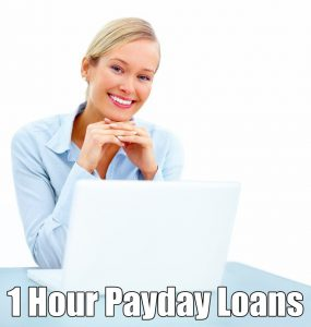 When you have money problems, you need an easy solution: 1 Hour Payday Loans
